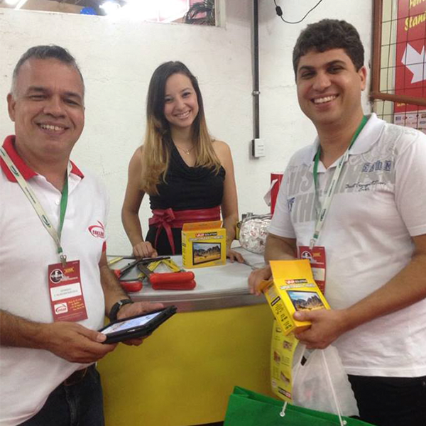 Feira de Negócios Coelho Distribuidor