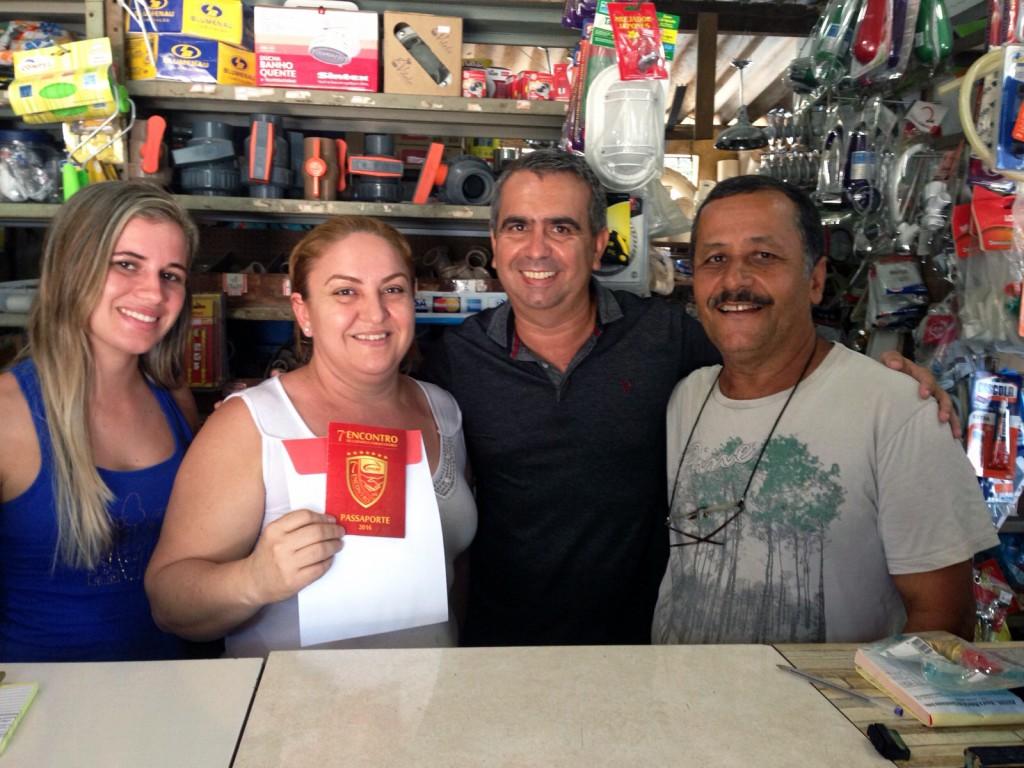 Passaporte Encontro de Clientes e Fornecedores
